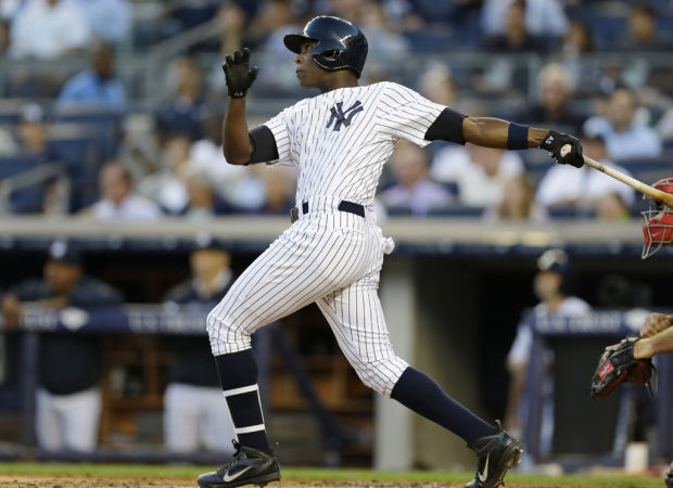 Game of the day: Yankees 11, Angels 3: Soriano homers twice for 2nd straight night