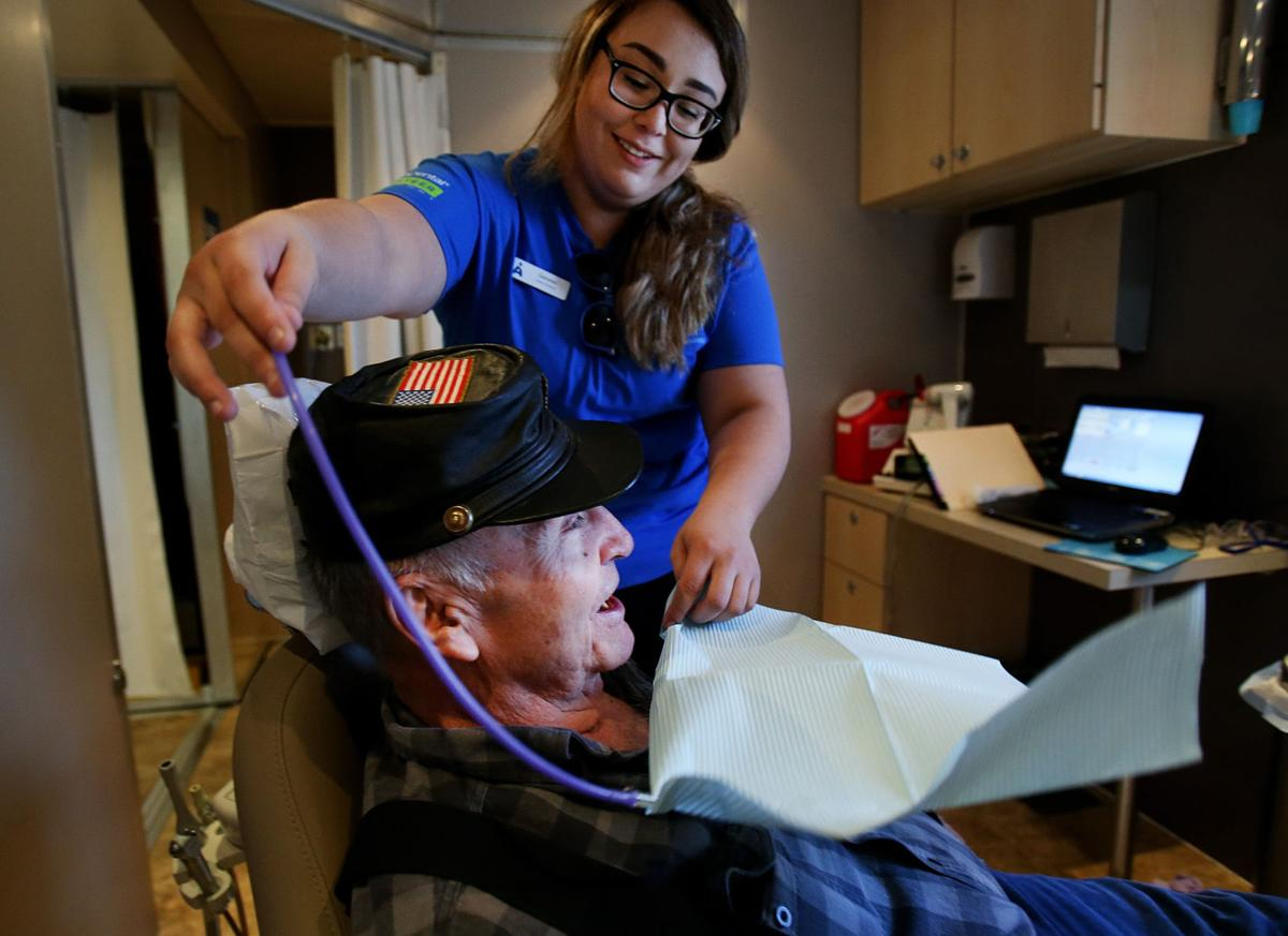 Aspen Dental provides free care for Veterans