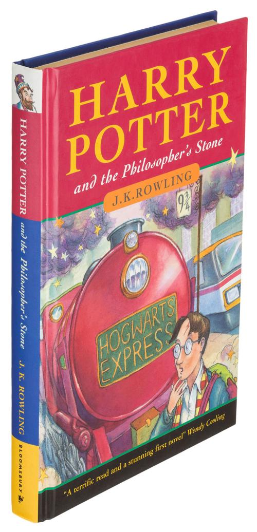 Harry Potter First Edition Brings Wizard Fitting Price At Auction