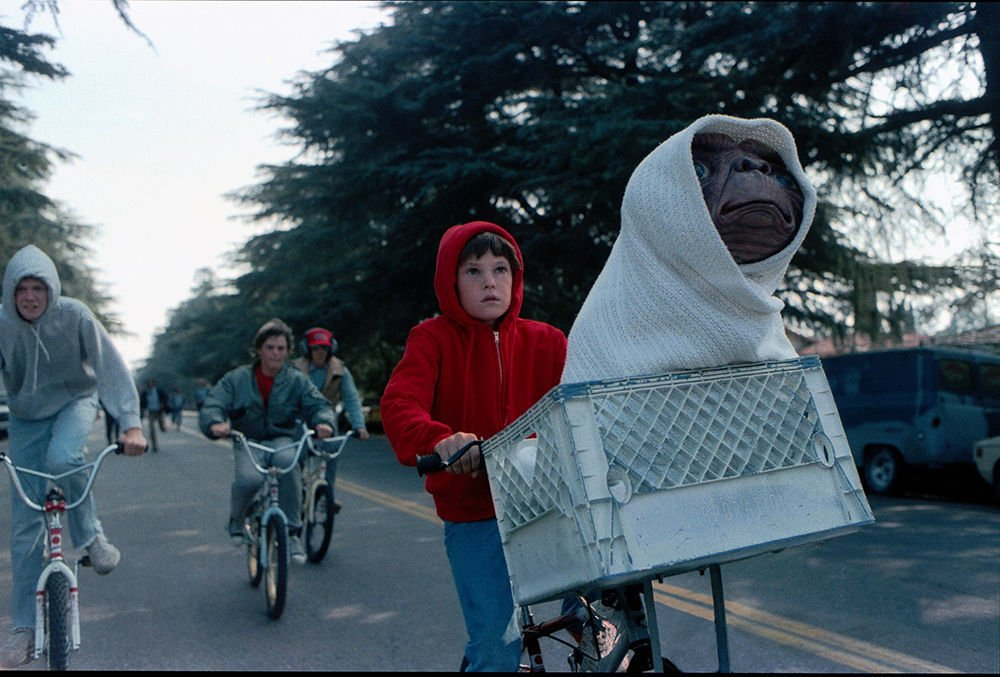 """E.T."" at the Music Hall"