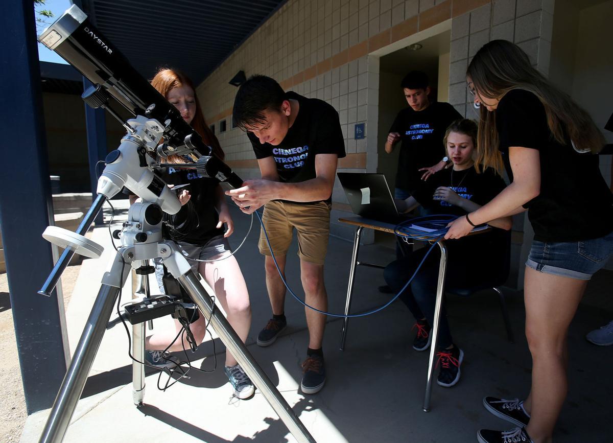 Citizen C.A.T.E. Experiment in Tucson