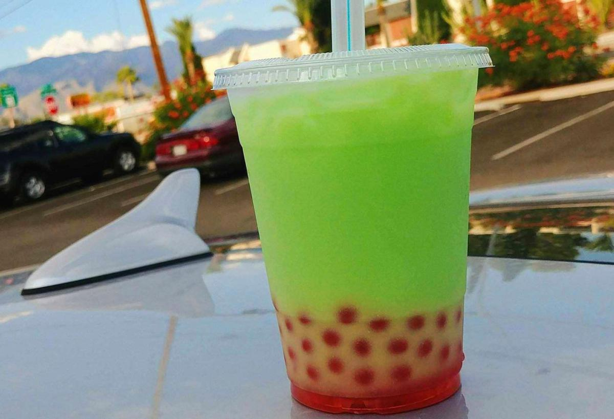 Boba from Level Cup