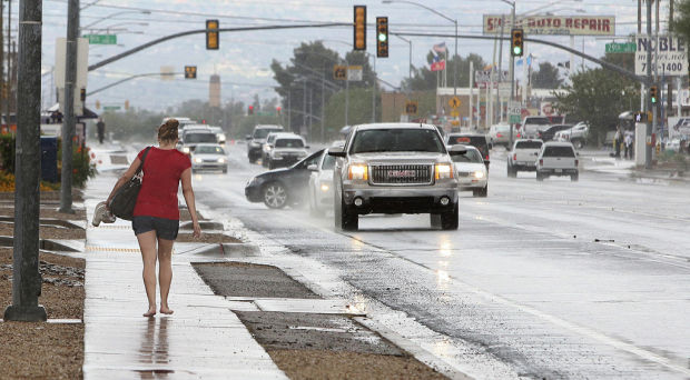 Rain teases Tucson on Day 1 of monsoon