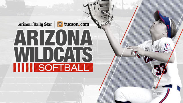 Arizona Wildcats UA softball logo 2020 NEW