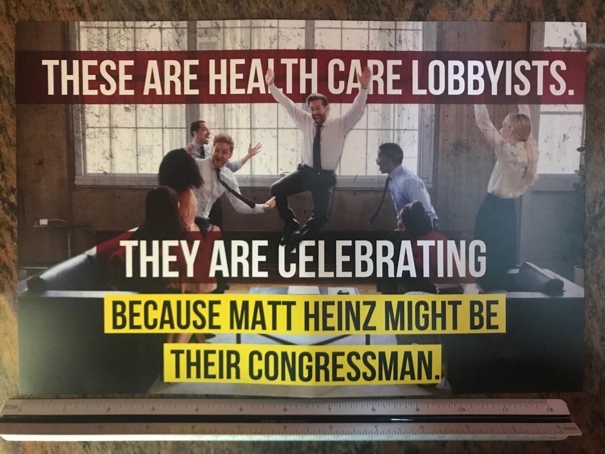 Anti-Matt Heinz mailer