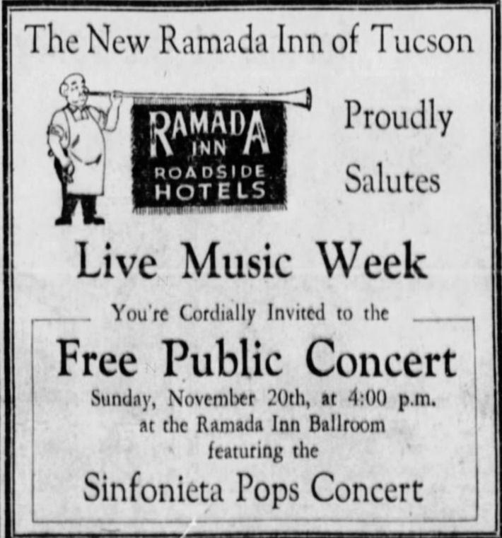 New Ramada Inn