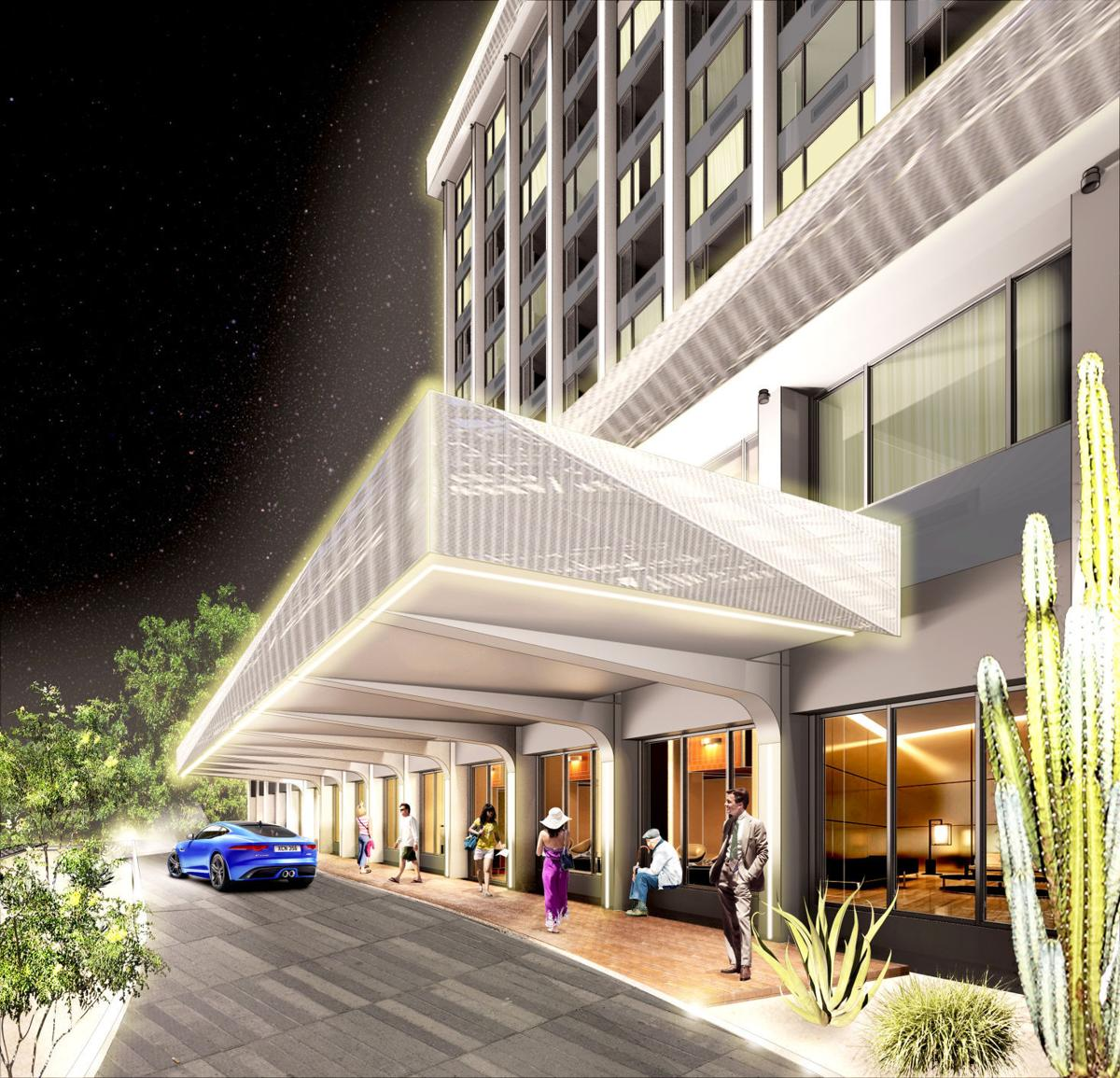 Downtown Tucson's former Hotel Arizona could reopen by 2019