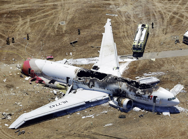 Two dead, dozens hurt in SF crash of jetliner