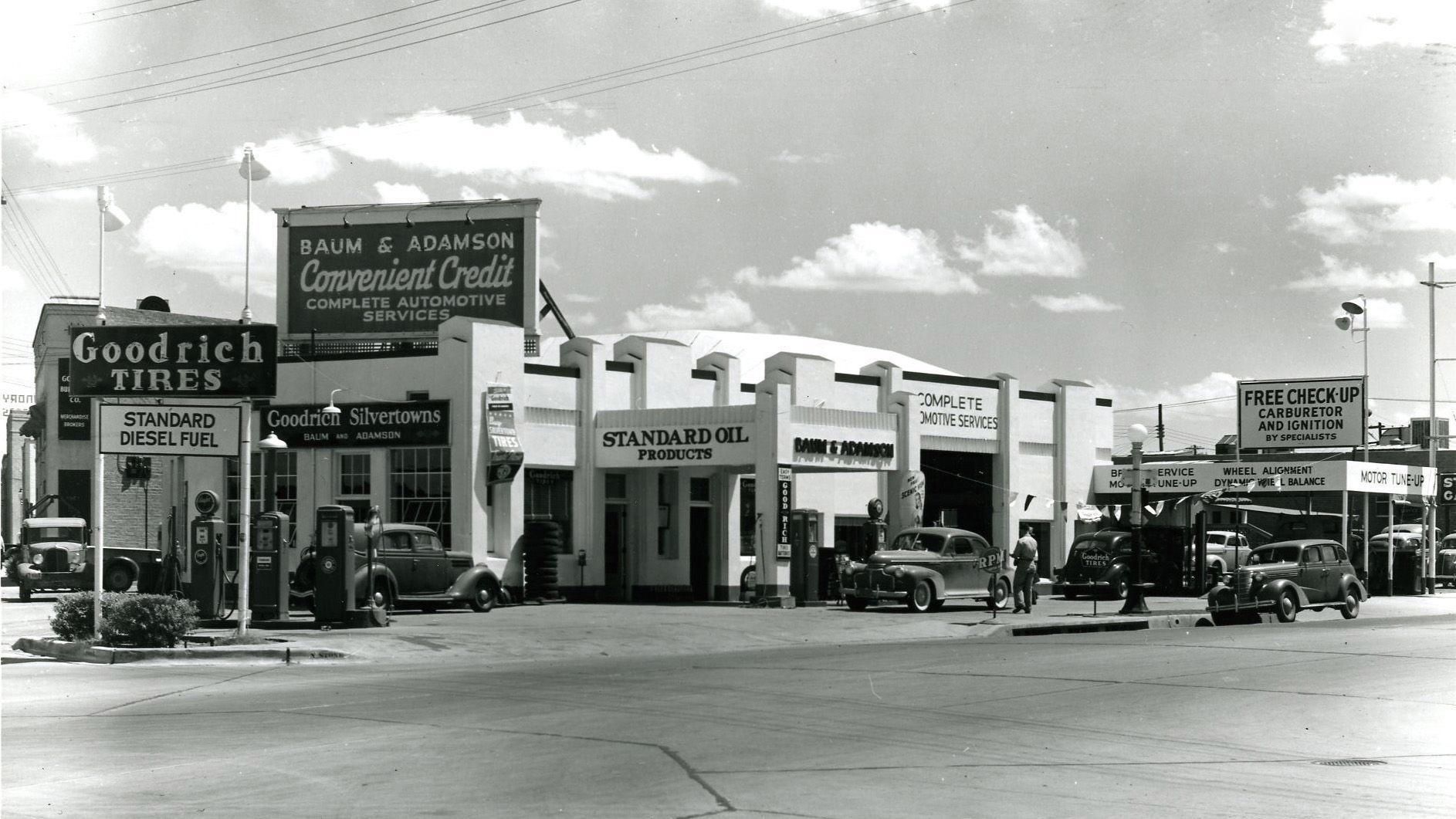 Then And Now Around Tucson Retro Tucson Tucson Com