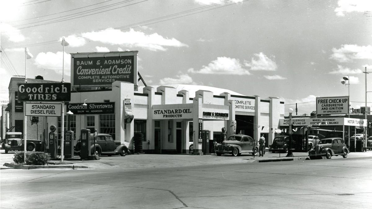 Baum & Adamson / Pima County building
