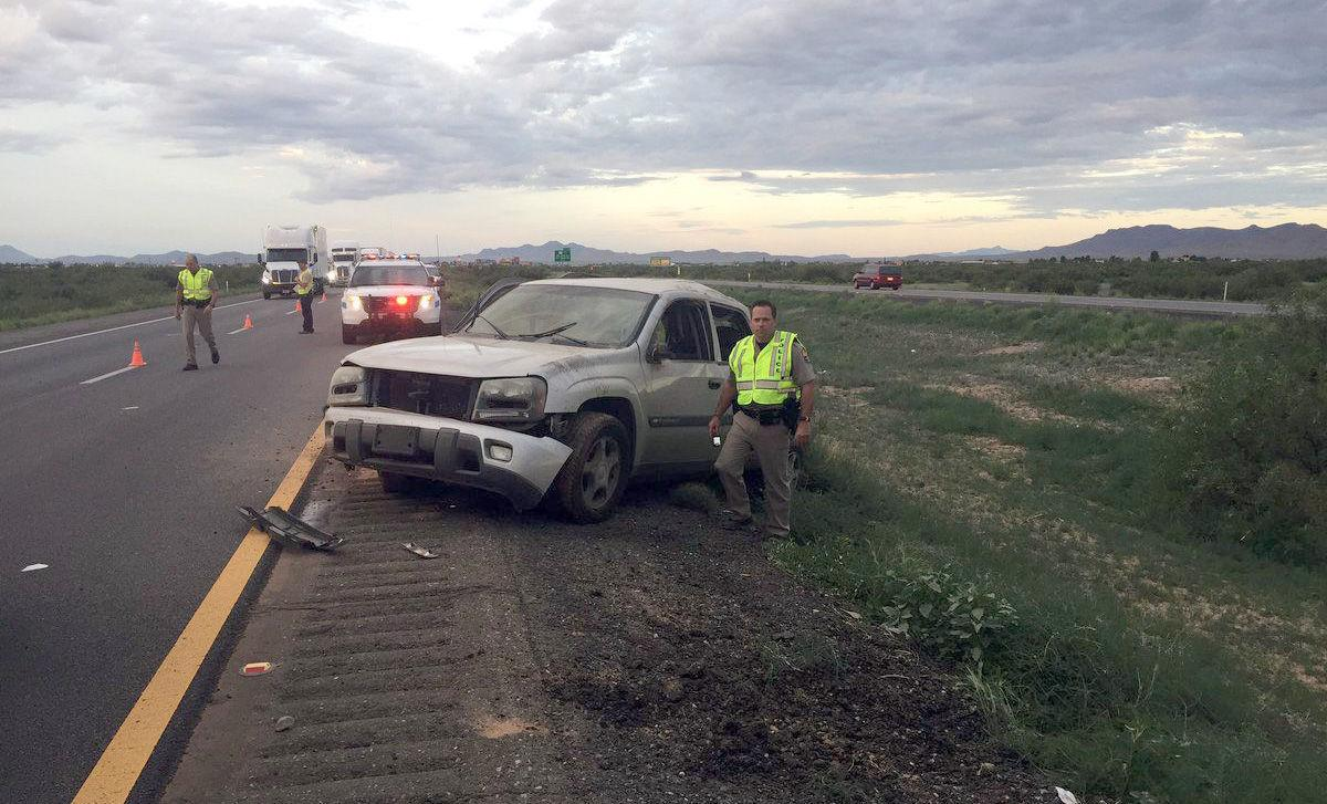 3 dead in rollover crash