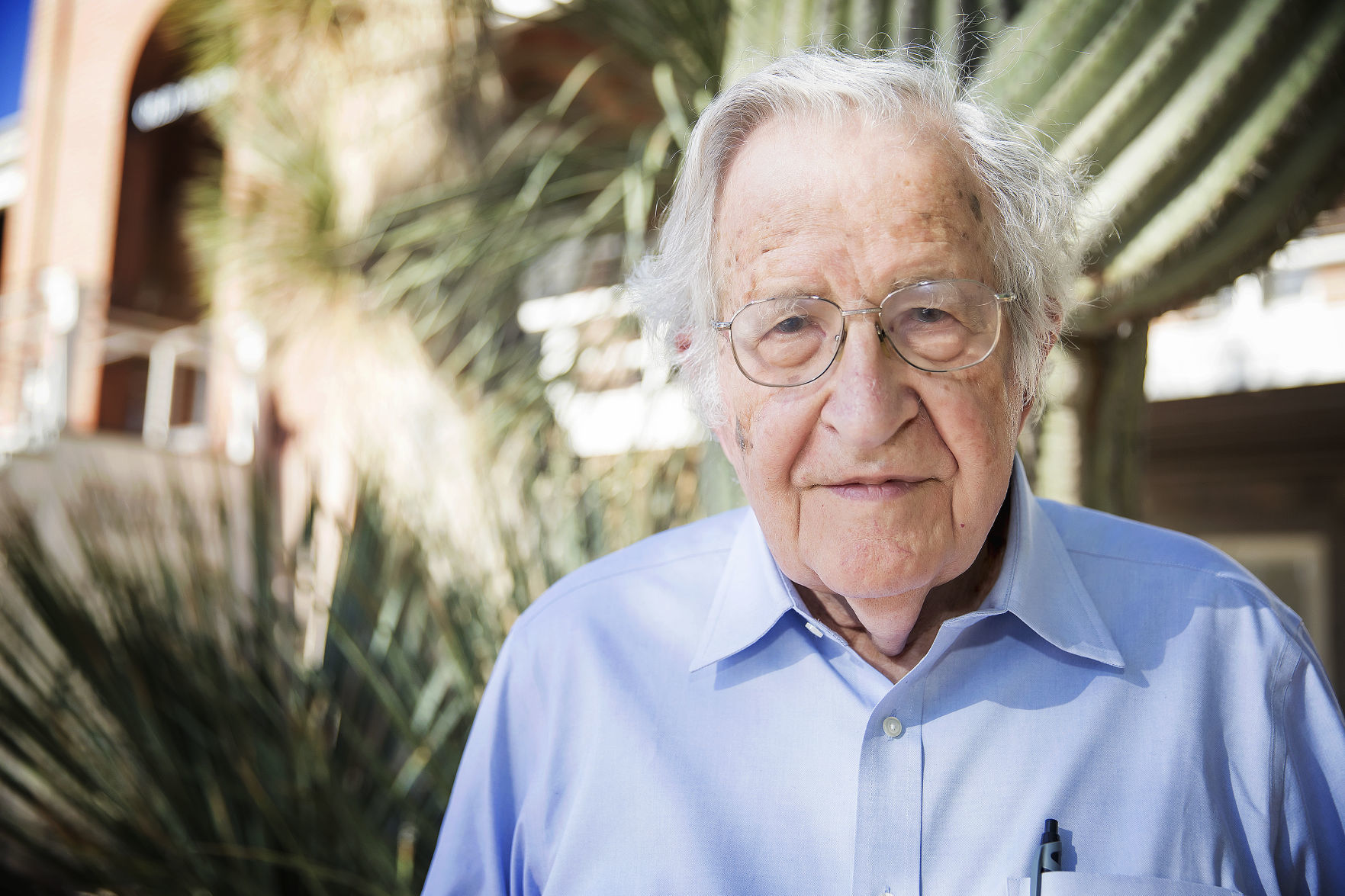 Steller column: The outrage! Chomsky makes how much at UA?! | Tucson.com
