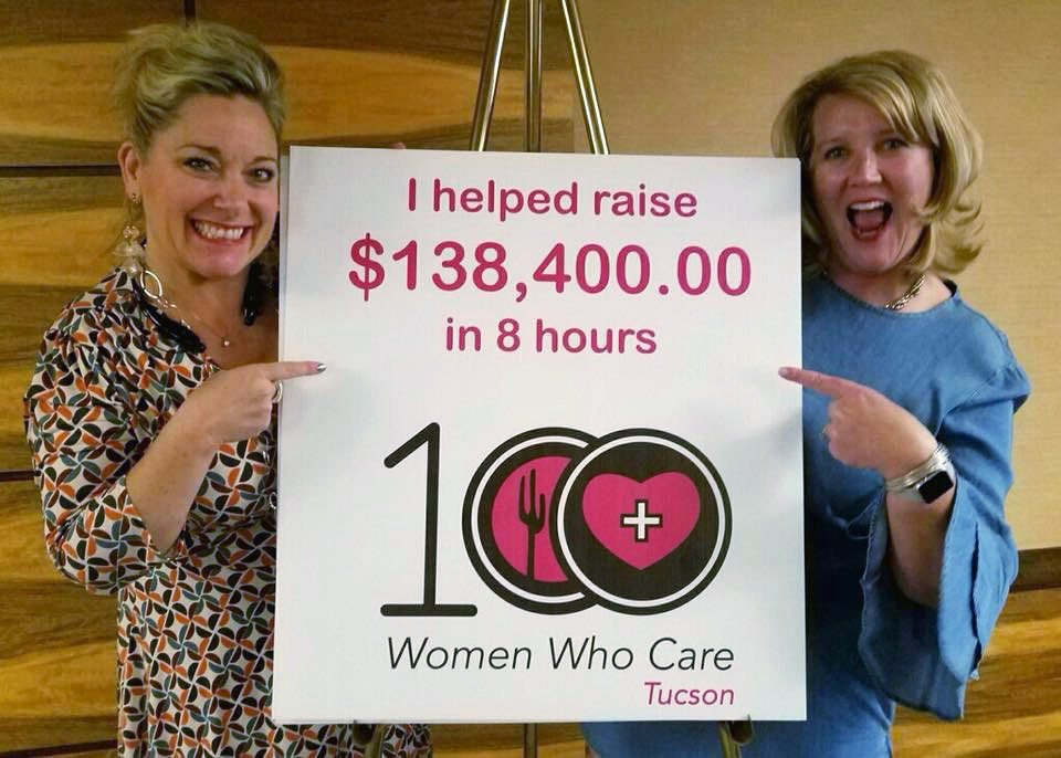 100+ Women Who Care about Tucson