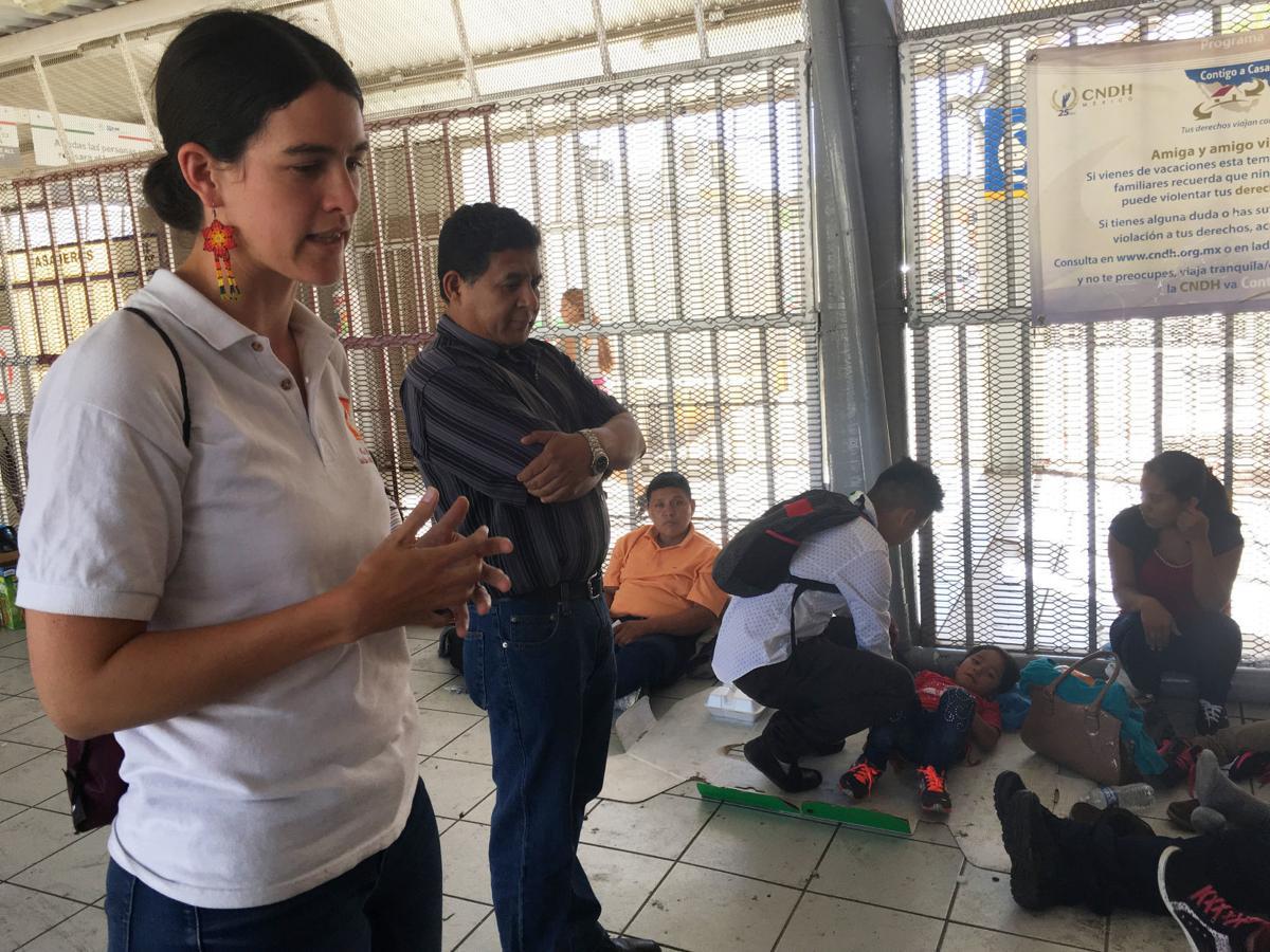 Guatemalan migrants