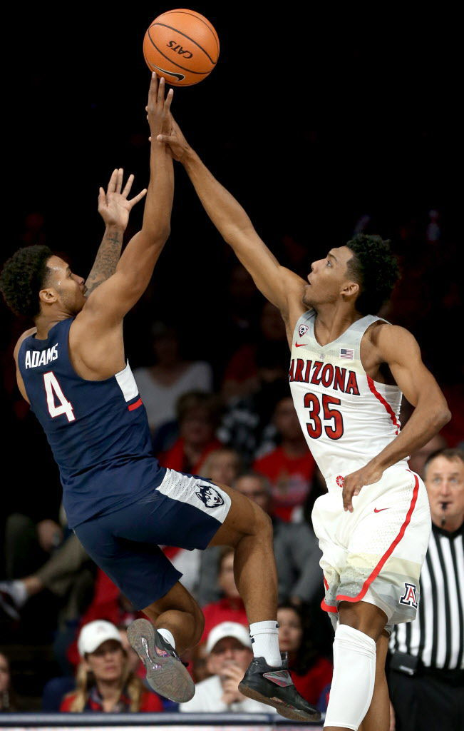 45c36c865 Rough Bahamas trip has helped push Arizona Wildcats to seven-game ...
