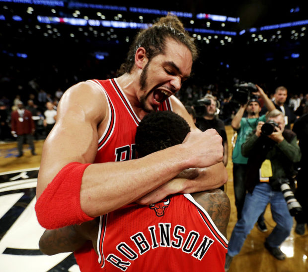 NBA playoffs: Bulls 99, Nets 93: Bulls win Game 7 on road