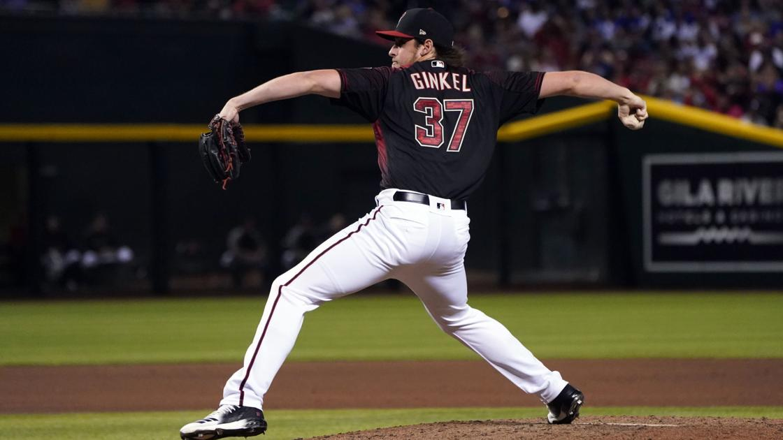 Ex-Cat Kevin Ginkel, with new arm slot and a chip on his shoulder, is dominating the big leagues