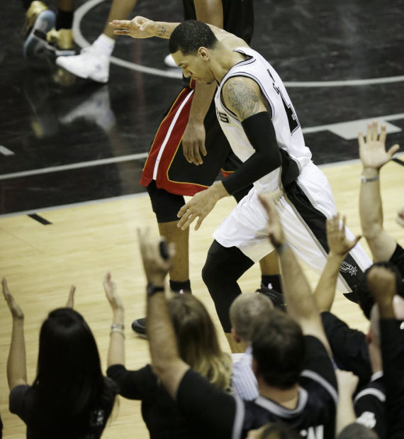 NBA Finals: To stay alive, Miami must cool off Green