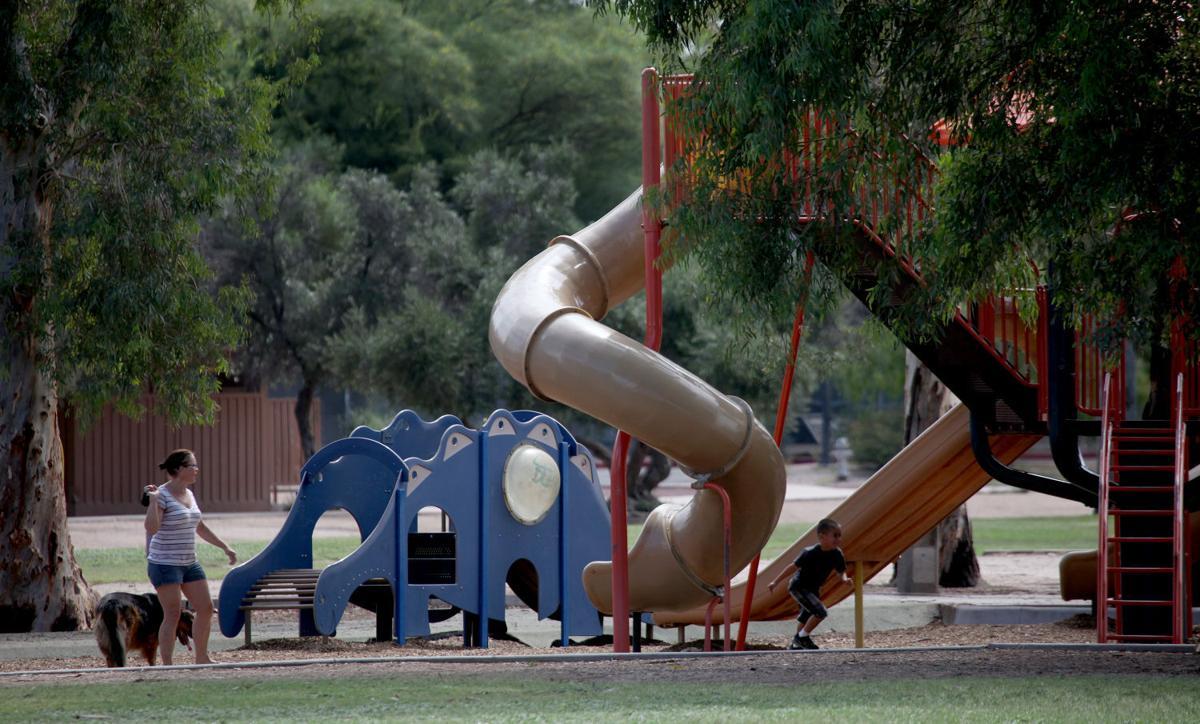 Tucson city parks