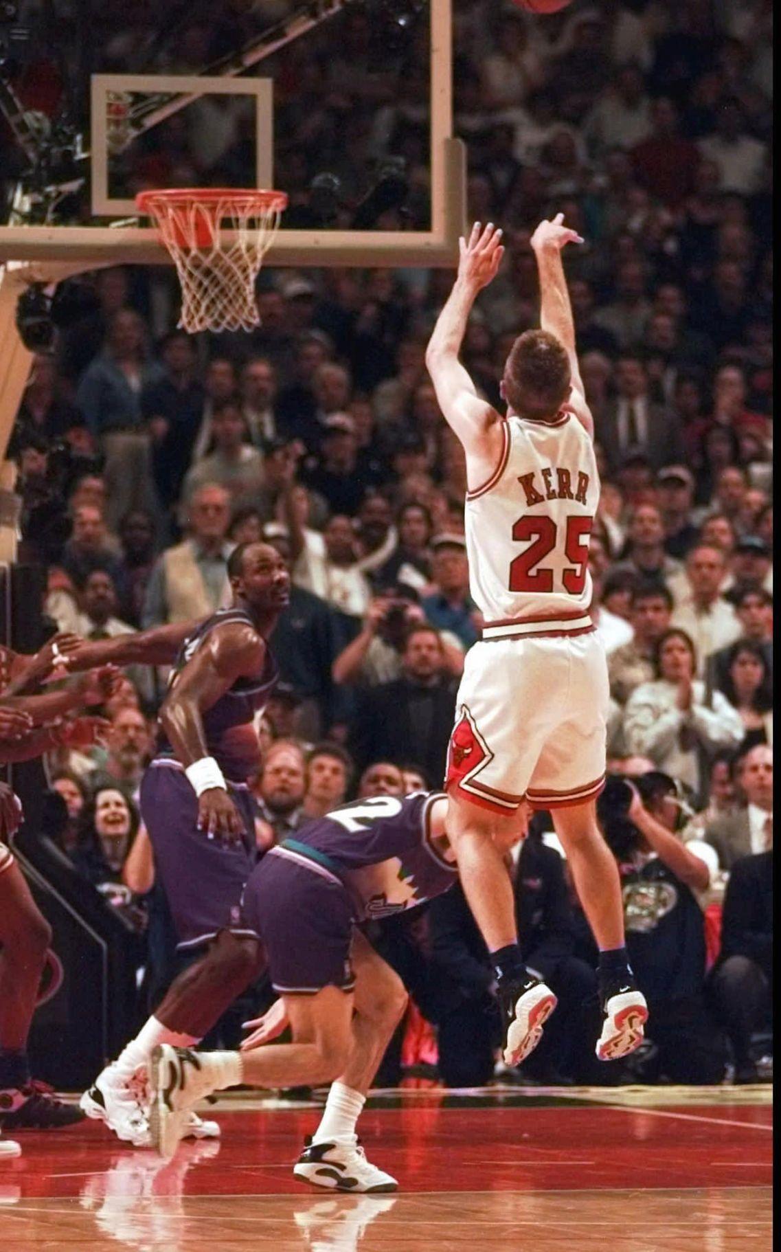 Steve Kerr: Shot way into nation's heart during 1997 NBA ...