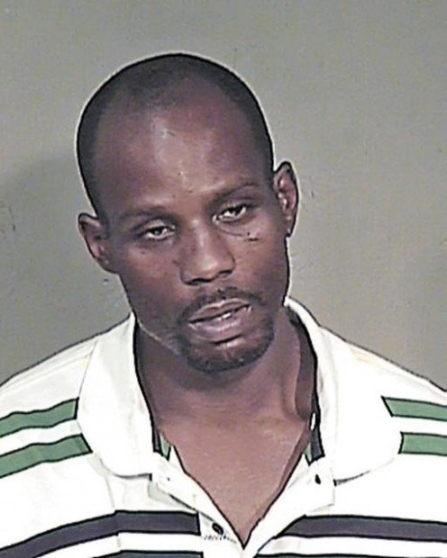 rapper dmx arrested again in arizona