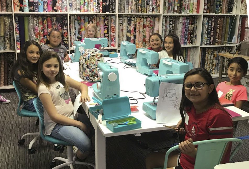 6a102424c0 2 Tucson places offering sewing camps for kids this summer ...