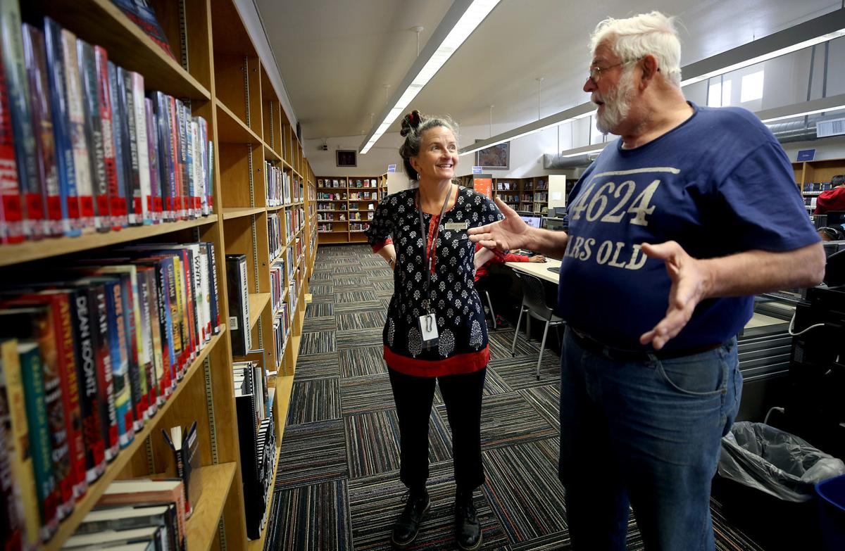 Help shape the future of the Pima County Public Library