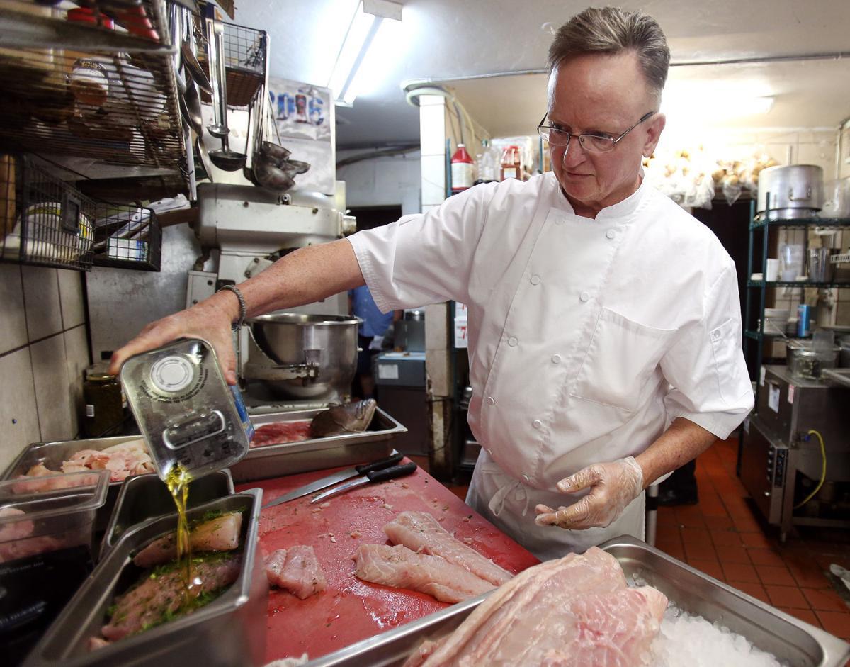 Chef Steve Schultz
