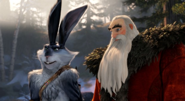 Holiday-themed 'Guardians' a poor effort by DreamWorks