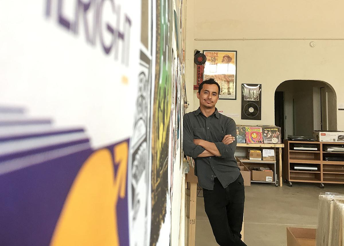 Vinyl collectors check out this new store in downtown tucson giulianno ramirez solutioingenieria Image collections