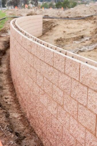 Don 39 t paint slump block for Slump block construction