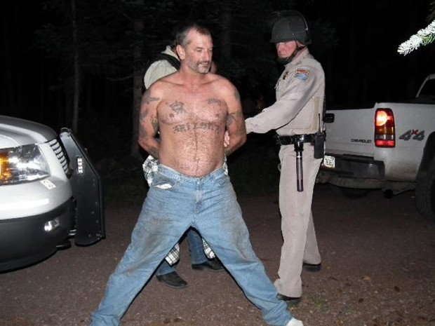 Arizona prison escapee captured near Springerville