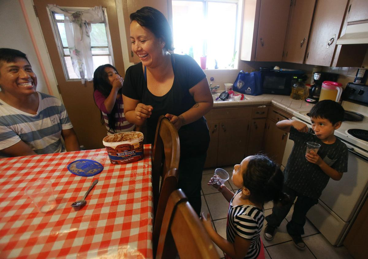 When Parents Deported Kids Often Land In Foster Care News - Foster care map us