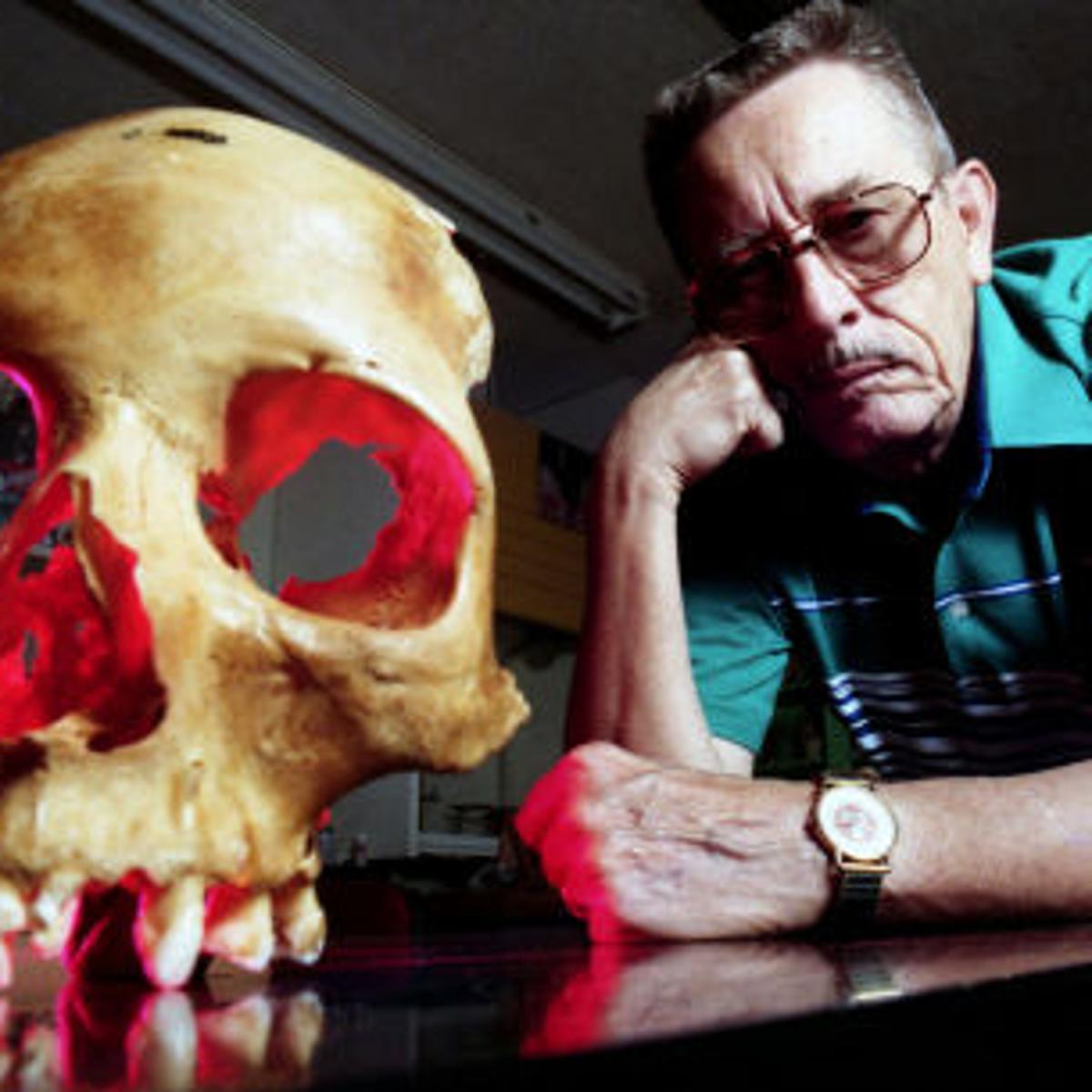 Nicknamed Dr Death Forensic Anthropologist Walter Birkby Dies Local News Tucson Com