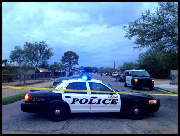 Man found dead in yard of Tucson home