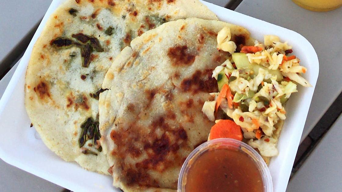 Pupusas are coming to midtown Tucson at this new ...Salvadoran Pupusas On Indian School