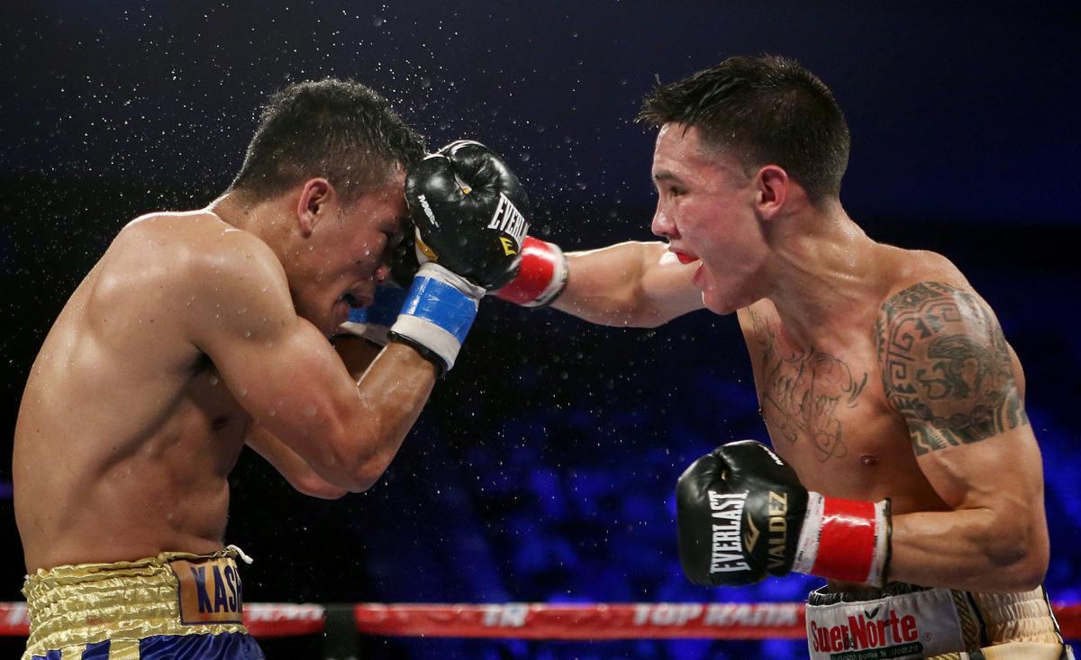 Top Rank boxing at the TCC (copy)
