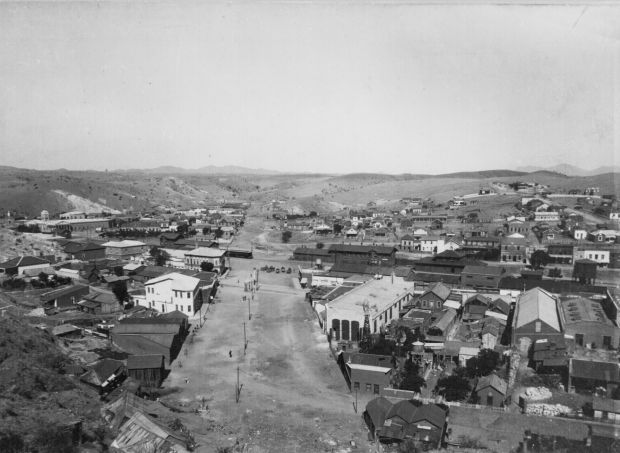 Street Smarts: Nogales Highway