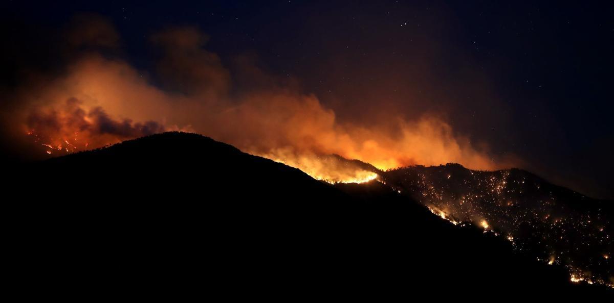 Bighorn Fire