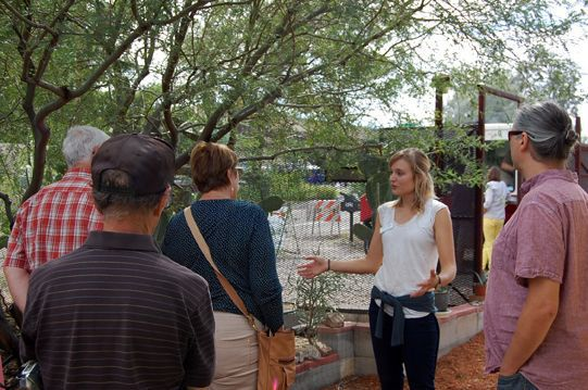 Field Studies Class: Rain Garden Care — Watershed Management Group