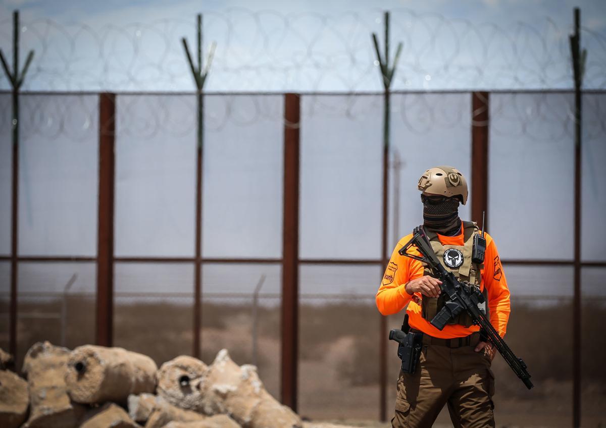 U.S.-Mexico border (LE)