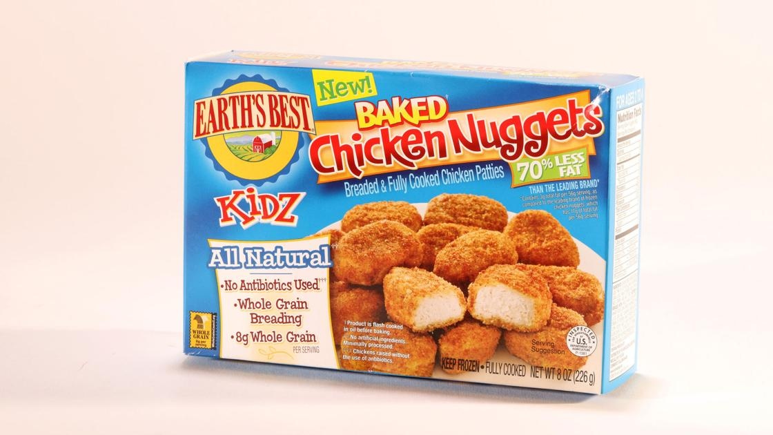 3 Tie Earths Best Kidz Baked Chicken Nuggets Tucson