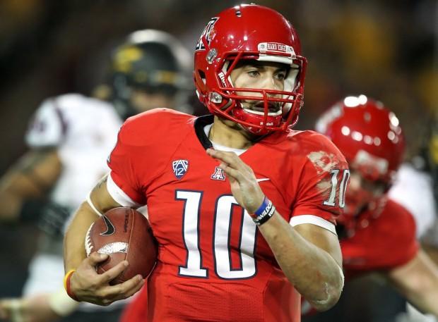 College football notebook: It's Shrine Game for Scott, Buckner