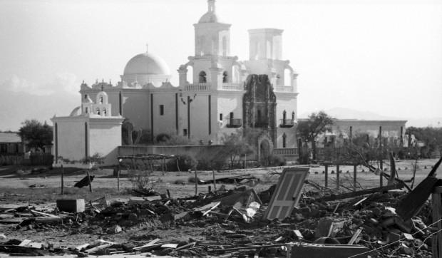 Aug. 27, 1964: Arizona's first tornado deaths occur near Tucson