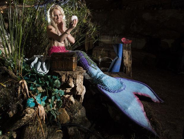 Mermaid Odette
