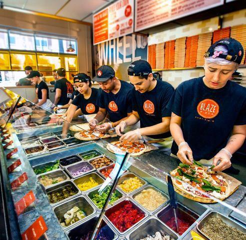 Blazing new pizza trails