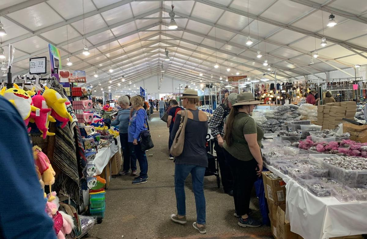 Kino Gem and Mineral Show
