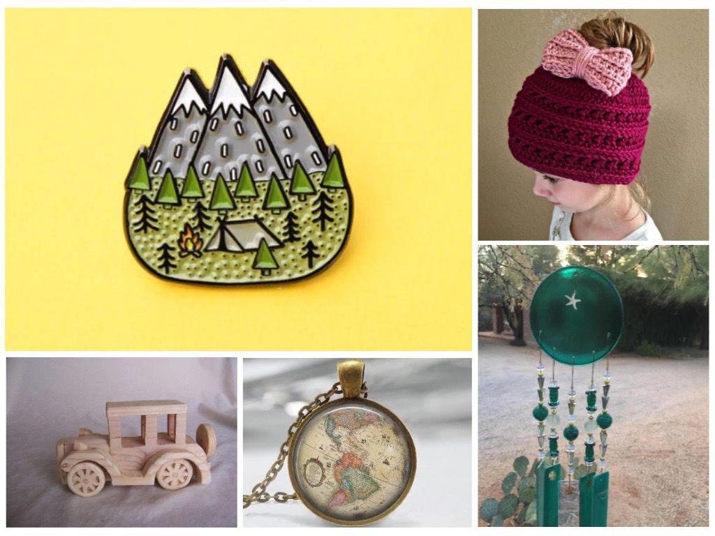 fdae290a4db Gifts from 5 Tucson-based Etsy shops