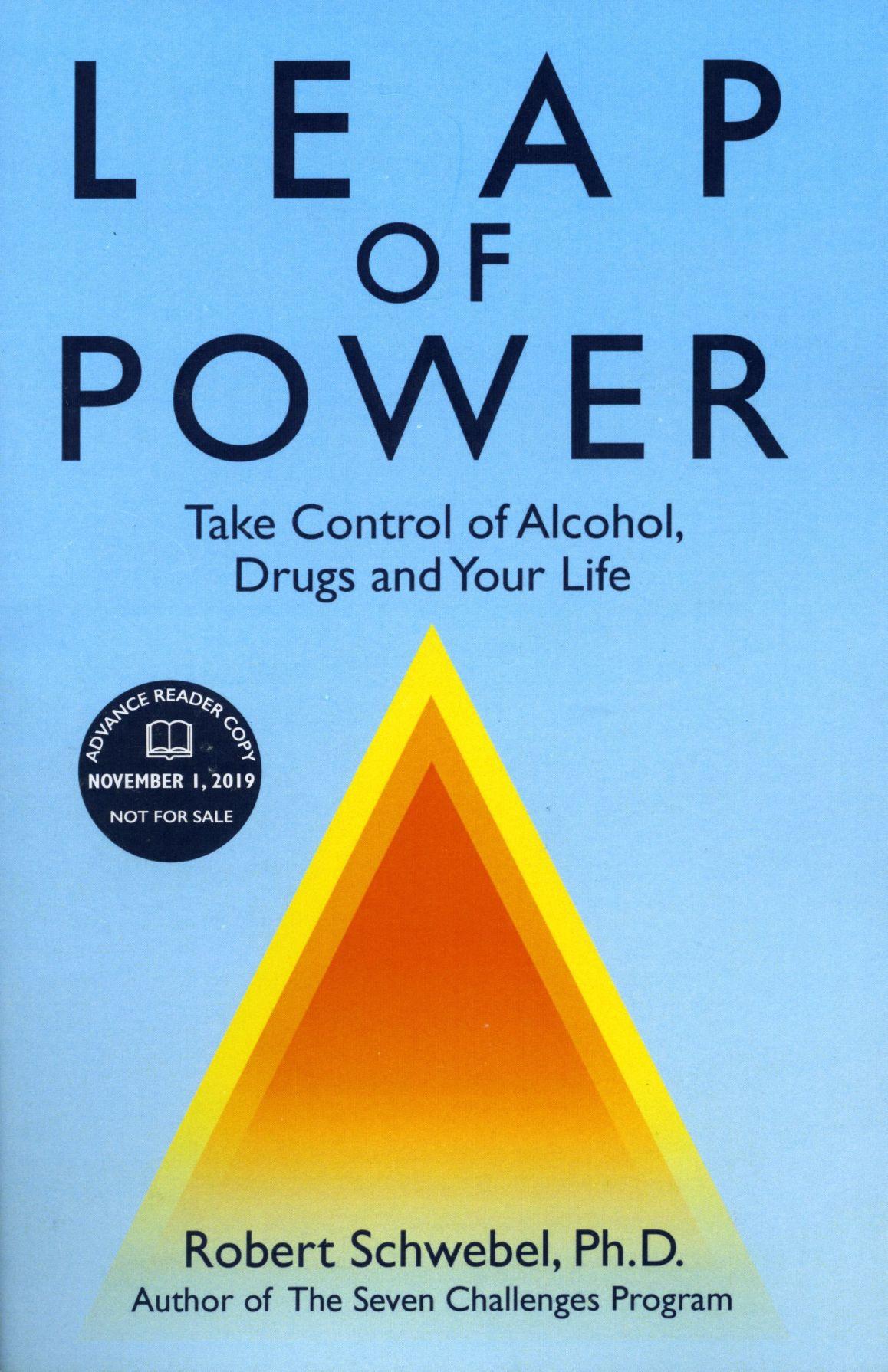 Leap of Power by Robert Schwebel, Ph.D.