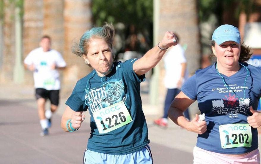 Annual Run/Walk to Break the Silence on Ovarian Cancer